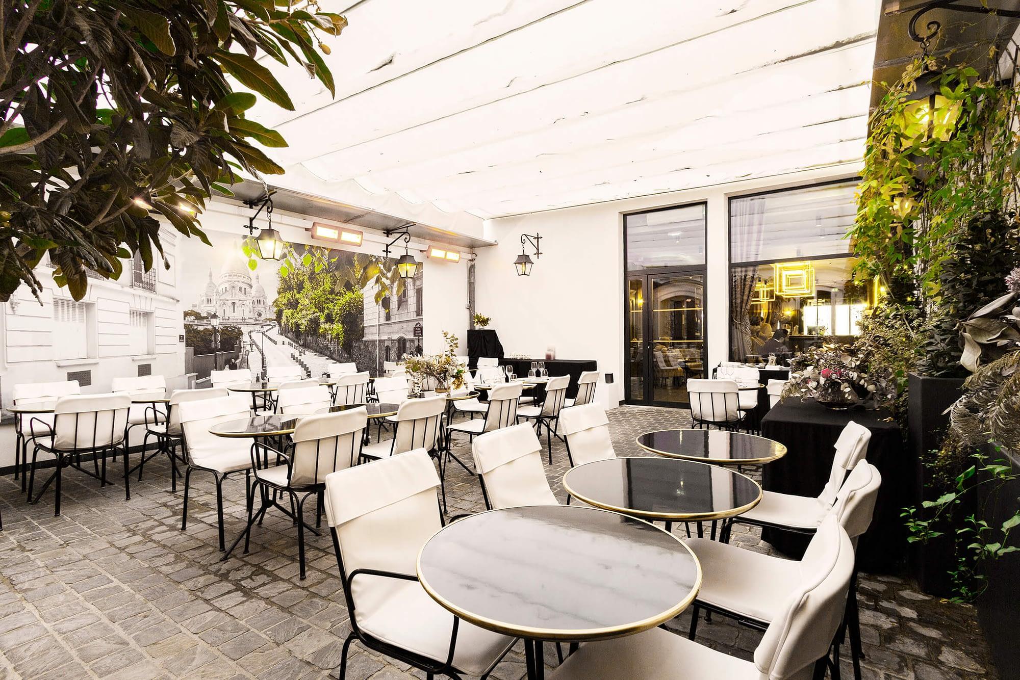 Vente et installation de photographies d'art Pixopolitan pour l'hôtel 4 étoiles Môm'Art