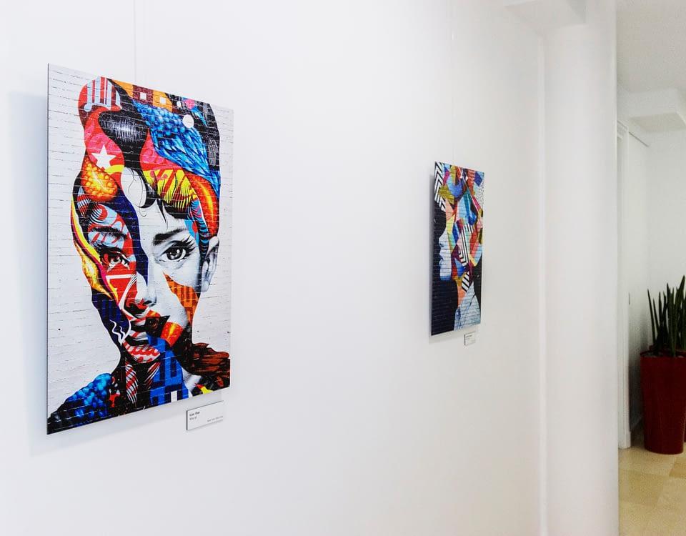 Vente et installation de photographies d'art Pixopolitan pour l'office notariale Althémis Paris du Groupe Althémis